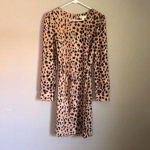 Target Merona Leopard Print Dress